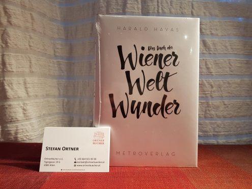 Harald Havas, Das Buch der Wiener Welt Wunder